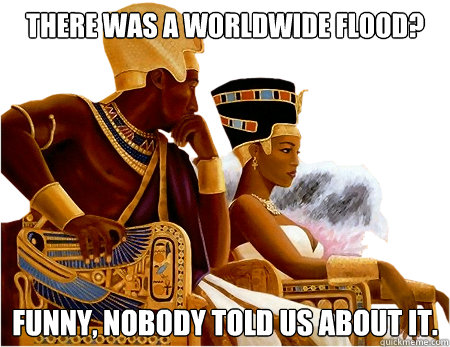 Egypt+flood